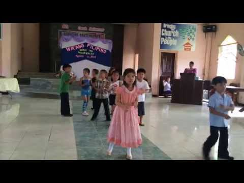 Rivers of Joy Christian School Grade 1 presentation 2014