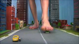 Giantess - Playtime 3