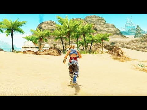 FINAL FANTASY 12 The Zodiac Age 56 Minutes of Gameplay Demo PS4 2017 (Final Fantasy XII Remastered)