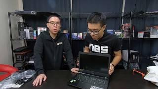 แกะกล่องพรีวิว Acer Aspire 5 โน้ตบุ๊คจอ 14 รุ่นใหม่ Core i มีไดร์ฟ DVD เริ่มต้น 15,750 บาท