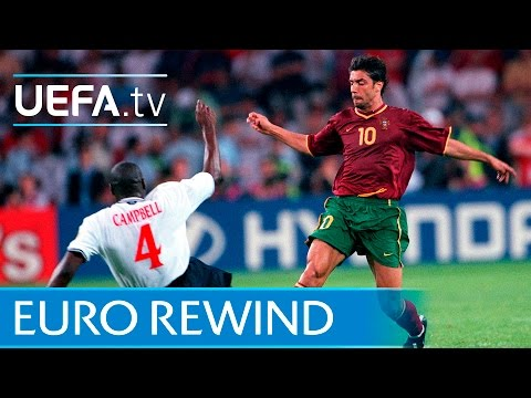 EURO 2000 highlights: Portugal 3-2 England
