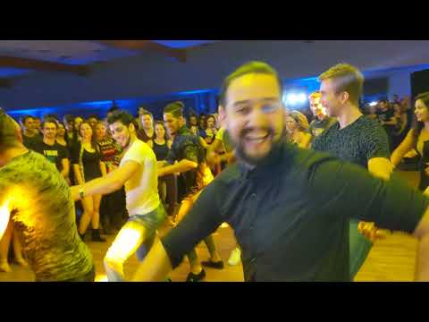 WZF2019: Friday night Pre-show dance by artists & attendees ~ Zouk Soul