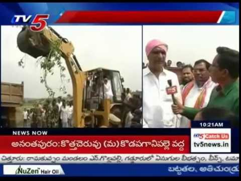 Harish Rao Explains How Farmers are Currently Being Benefited : TV5 News
