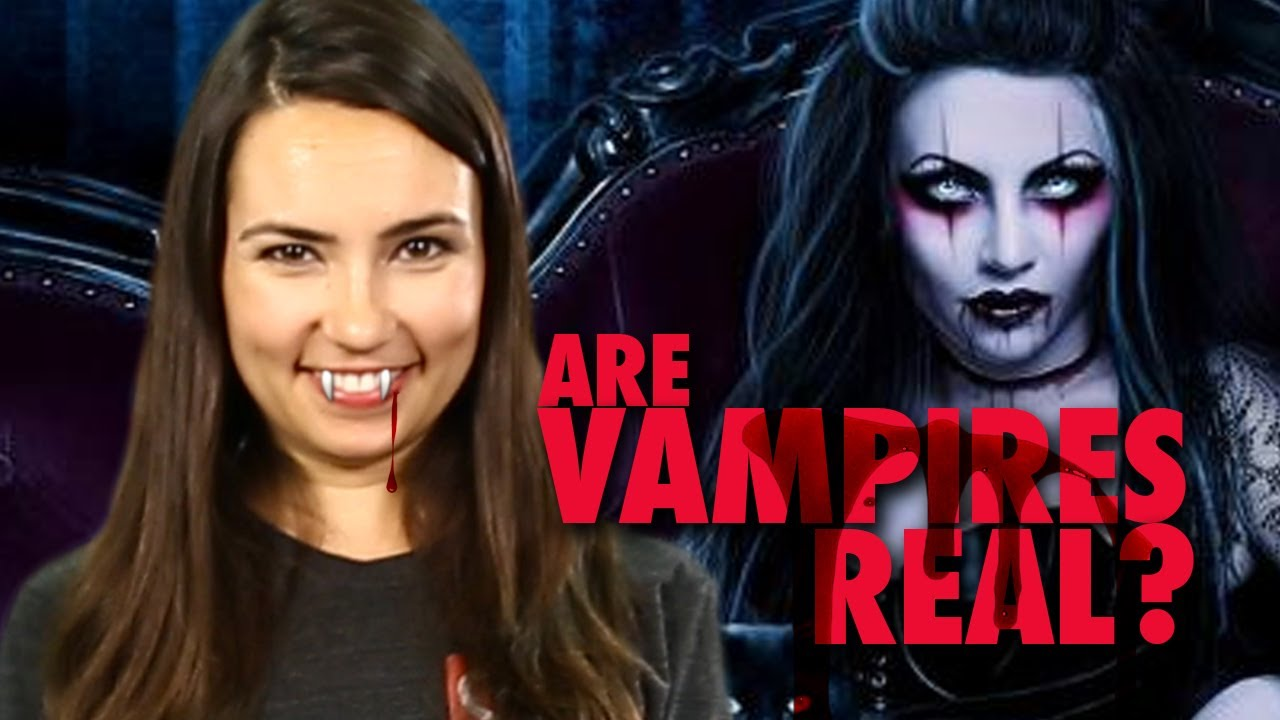 What I Learned Studying Real Vampires  The Crux