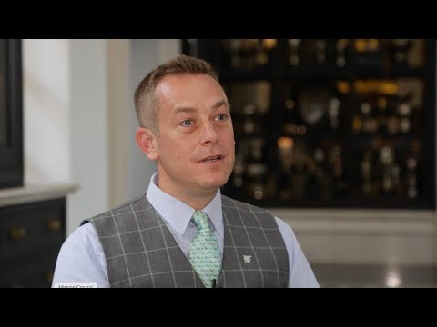Ty Collins, general manager, JW Marriott Phu Quoc Emerald Bay