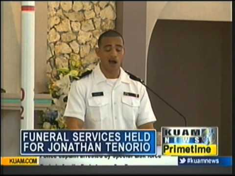 Friends, family remember Jonathan Tenorio