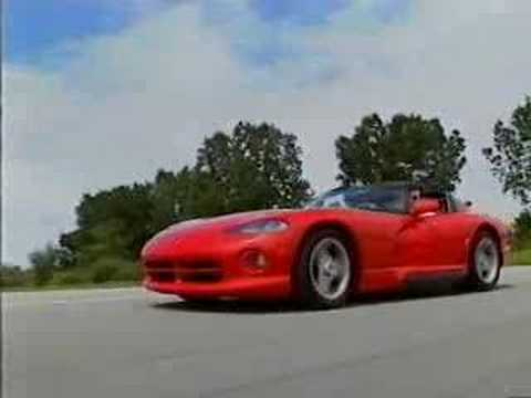 Dodge Viper RT/10 review Video