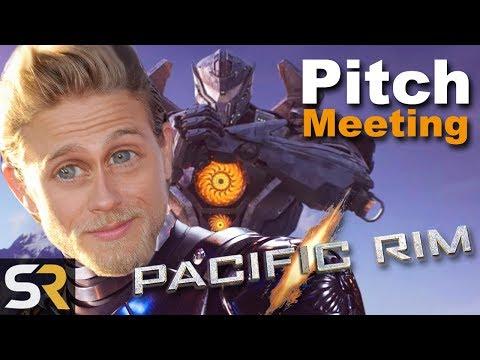 Pacific Rim #ScreenRantPitchMeeting