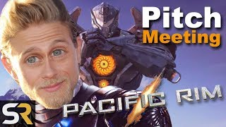 PACIFIC RIM Pitch Meeting: How It All Started