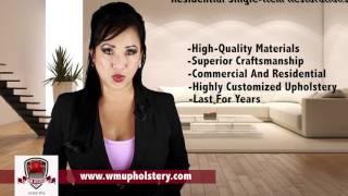 Get Furniture Reupholstering Services in Van Nuys Ca
