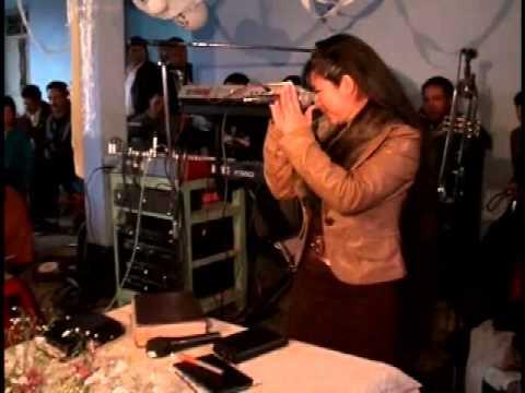 Mariolita Gonzáles - HERMANITOS EN LA FE -  En Los Tuices  Agosto 2011. # 1
