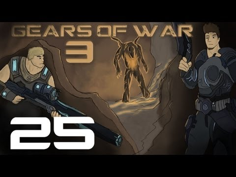 Gears of War 3 Reboot with ClashJTM Part 25 - Daddy