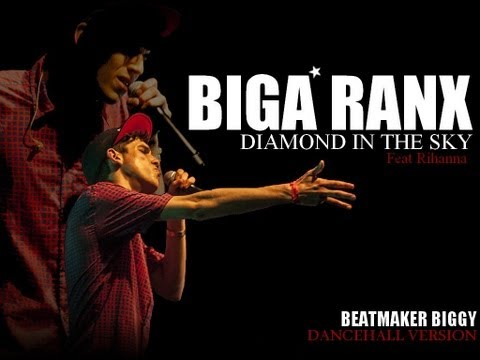 BIGA* RANX - DIAMOND IN THE SKY BeatmakerBiggy - Part II