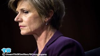 Trump's Loyalties Lie With Putin's Russia, Claims Sally Yates | Gift Of Life