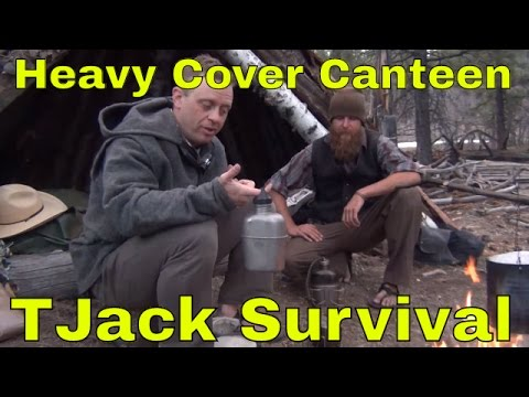 Heavy Cover Canteen Review a Year Later