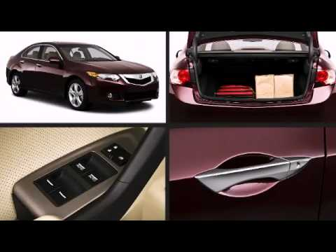 2010 Acura TSX Video