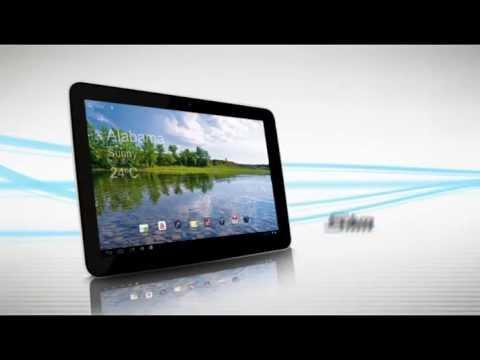 Nuevo Comercial Tablet Slim Pad de 10