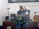 "Never to Late for your miracle"" Minister C Pittman"