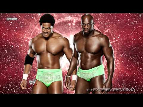 2012: The Prime Time Players 3rd And New Wwe Theme Song making Moves video
