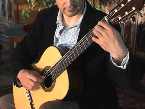 Andres Segovia - Segovia Study No 19