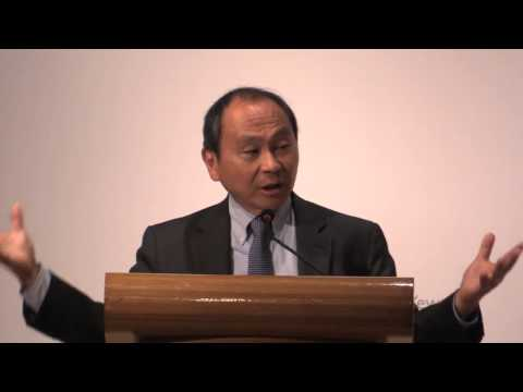 [Lecture] Francis Fukuyama on the Political Order and Political Decay of China and the United States