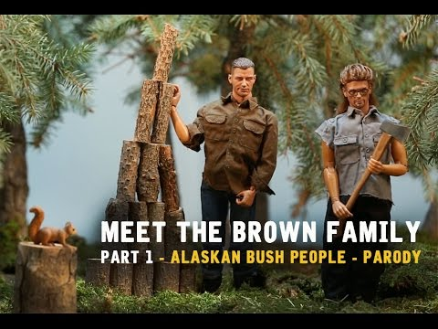 Brown Alaskan Bush Alaskan Bush People Are Fake