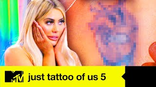 EP #9: Maryanne Breaks Down Over Emotional Birthday Tattoo | Just Tattoo Of Us 5