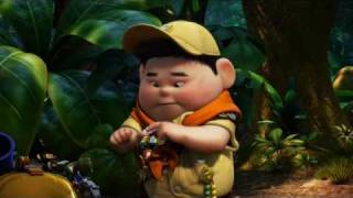 First Look - New Upisode from Disney/Pixar's UP