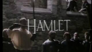 Mel Gibson in Hamlet 1990 TV trailer