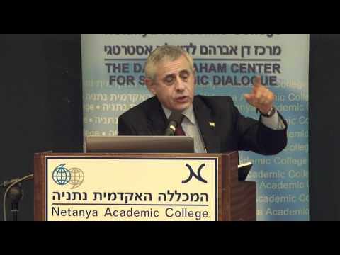 Lt. Col. (ret.) Dr. Mordechai Kedar