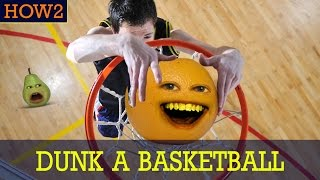 HOW2: How to Dunk a Basketball!