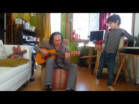 Don&#039;t Be Shy Cover (Cat Stevens aka Yusuf Islam)