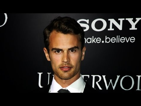 Theo James Interview On Good Day LA