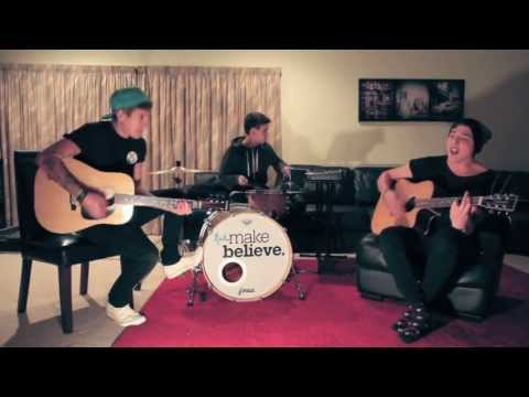 The Make Believe - Flying Without Wings (cover) video