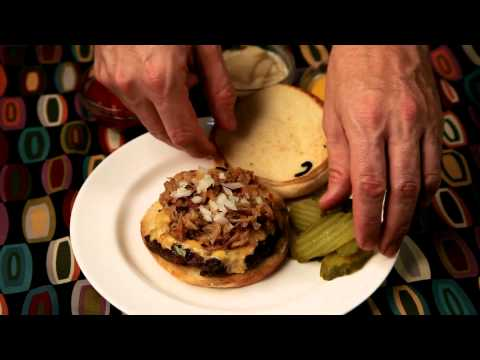 How to make a homemade burger &#8211; #16 &#8211; Final presentation  Appetites