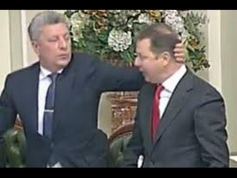 Юрий Бойко отправил Ляшко в нокаут