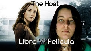 The Host (La Huésped) - Libro VS Película