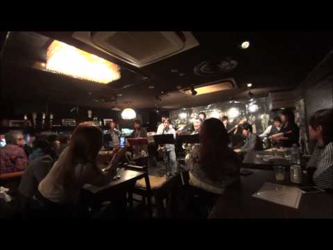 The Count Baby@Rock'n'roll & Jazz Night20141115