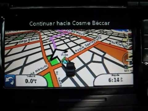 GPS Vento RCD 510 con Garmin