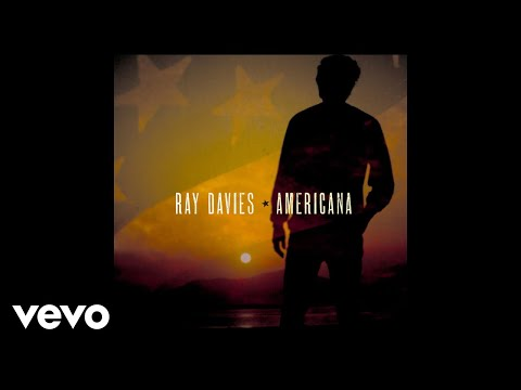 Ray Davies - Rock 'N' Roll Cowboys (Audio)