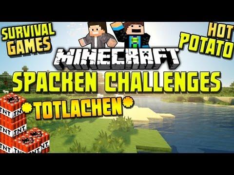 Spacken Bekommen Lachkrampf In Minecraft Survival Games + Hot Potato [deutsch] L Gommehd video