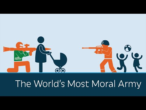 Israel: The World's Most Moral Army