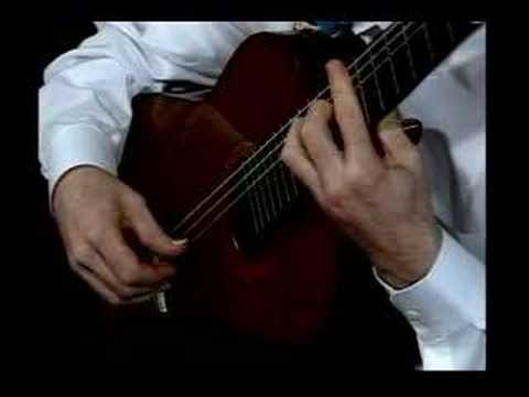 Eliot Fisk play Segovia