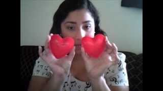 Diy: Valentine's Day Surprise Heart..