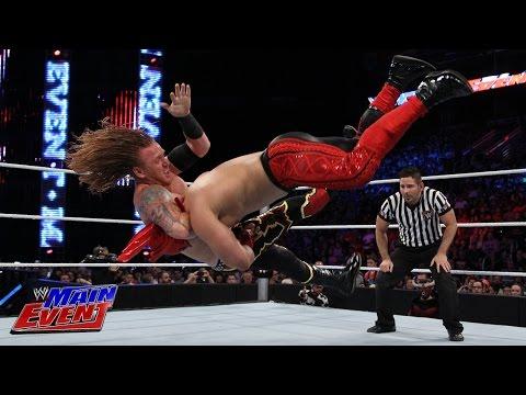 Los Matadores vs. Heath Slater & Titus O'Neil: WWE Main Event, Aug. 19, 2014