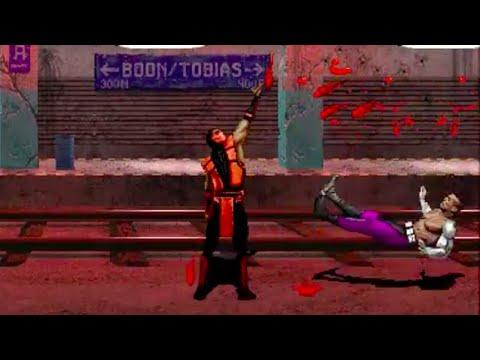 ermac mortal kombat 9 wallpaper. Mortal Kombat™ Outworld® Ermac