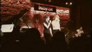 Jane Birkin - Comic Strip / via Japan @ Babylon Istanbul 18.01.2012