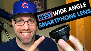 Best Wide Angle Smartphone Lens — Camera Lens for your iPhone/Android