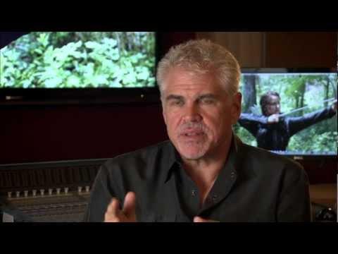 Director Gary Ross's Official 'Hunger Games' Studio Interview - Pt.1 - Celebs.com