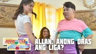 Juan For All, All For Juan Sugod Bahay   February 18, 2019